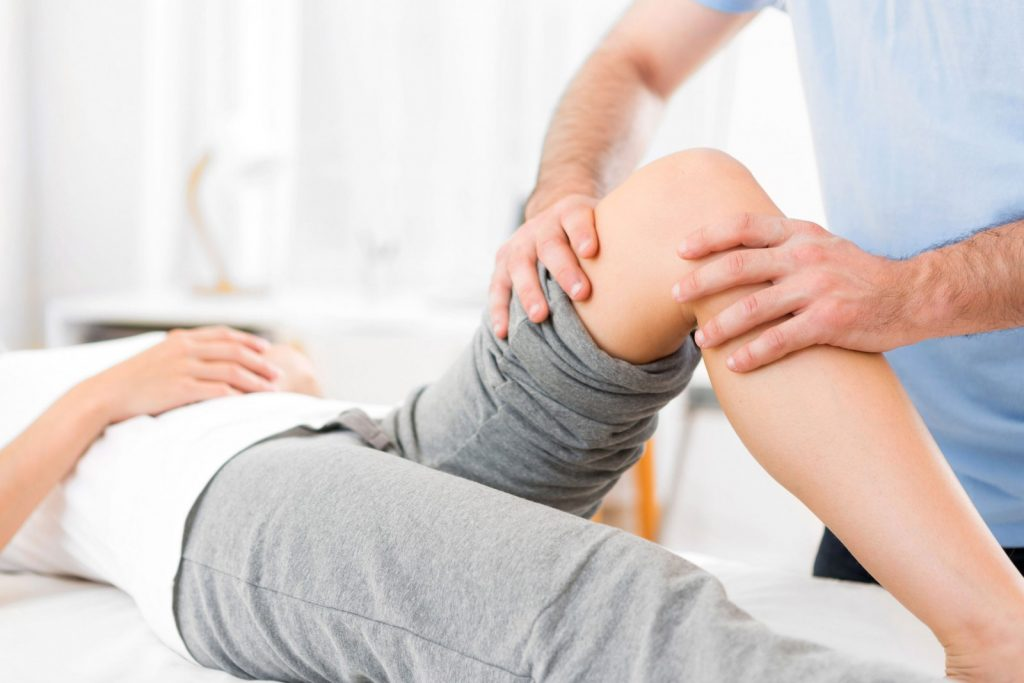 Knee physiotherapy in Nerul